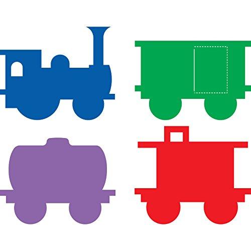 Ellison Trains Sure Cut Die Set (Set of 4), Large -