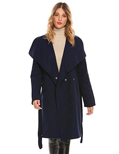 Wool Blend Button - 7