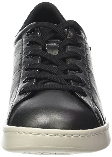 A Jaysen Geox Dk Gris D Grey Zapatillas Black para Mujer qPx4F6