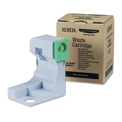 XEROX 108R00722 Waste Toner Container for Phaser 6110/6110, 2500 Page Yield