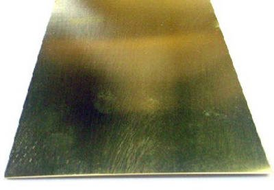 K/&S Precision Metals 9727 Brass Strip 0.064 Thickness x 1//4 Width x 36 Length Made in USA 4 pc