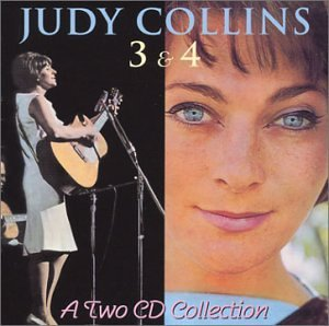 Judy Collins 3 & 4 by Wildflower