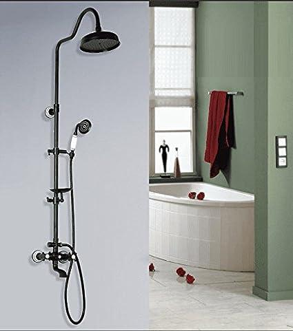Accesorios de baño YSRBath Modernos Grifos del Fregadero del Cuarto de baño Agua fría y Caliente de Latón Cocina Mezclador Grifos de Lavabo Suministros de limpieza y saneamiento