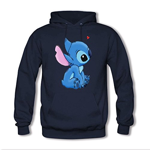 DIYHoody Lilo and Stitch Women's Sweatshirt, DIY Hoodies Lilo and Stitch