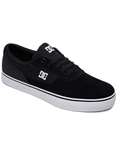 DC Shoes Switch S - Skate Shoes - Skate Shoes - Men - EU 42.5 - Black GjQXQrGx