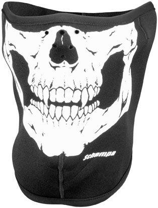Mask Schampa Face (SCHAMPA FLEECEPRENE HALF MASK - SKULL (SKULL))