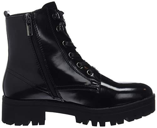 57651 Negro Para Botas antic C22590 Mujer Mtng Militares Bq8dxwXB