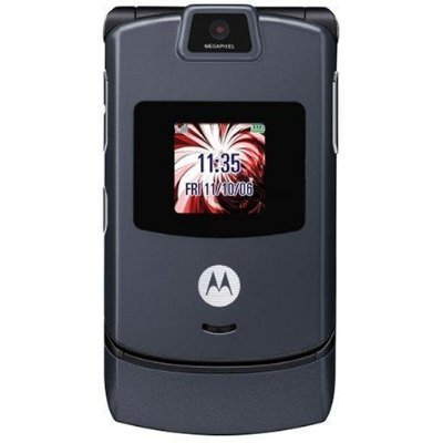 V3m Motorola Mobile Razr (Motorola RAZR V3m Cell Phone for Verizon with No Contract)