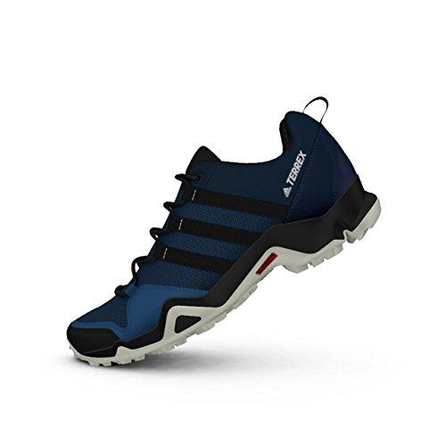Adidas Herren Terrex Ax2r Wanderschuhe, Blau (Azubas/Negbas/Azumis), 40 1/9 EU