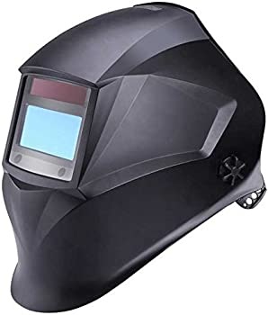 Tacklife Solar Power Auto Darkening Welding Helmet