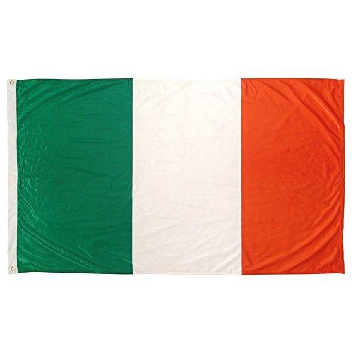 Irish Tri Colour Flag (10 X 6 Foot)