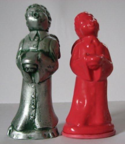 Kerzenhalter Weihnachtsmann,75 mm Latexform