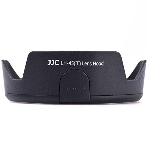 T JJC Lh-45/ Parasoleil P/étale sp/écial pour Nikon Objectif /équivalent Nikon HB-45/Plastique