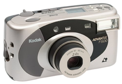 - Kodak F600 Advantix Zoom APS Camera