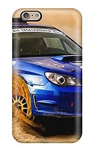 New Cute Funny Subaru Impreza Running In Sand Case Cover/ Iphone 6 Case Cover