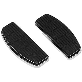 Manufacturer: Bikers Choice REPL FLOORBOARD PADS 1989 Harley Davidson FLHTC Electra Glide Classic Floorboard Replacement Pads