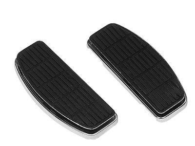 KCInt Rectangular Shaker Floorboards for Harley Davidson and Touring