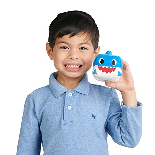 412TGlKwsIL - WowWee Pinkfong Baby Shark Official Song Cube - Daddy Shark