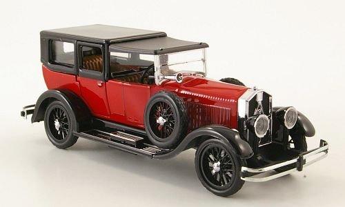 isotta-fraschini-8a-red-black-rhd-1924-model-car-ready-made-rio-143