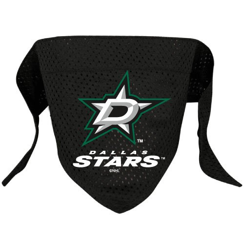 (Hunter Mfg. LLP NHL Dallas Stars Pet Bandana, Team Color, Large)