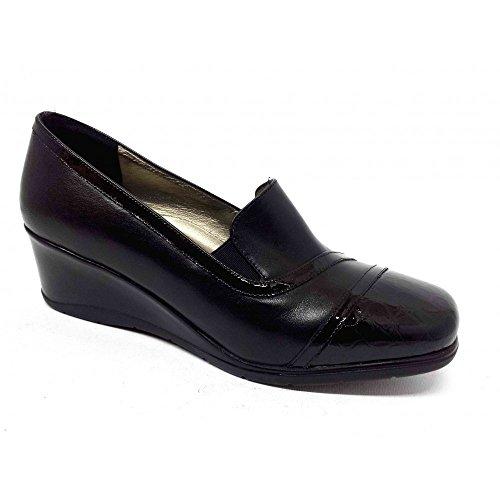 Confort Women's Loafer Flats Black black 3TFT8CHQHA