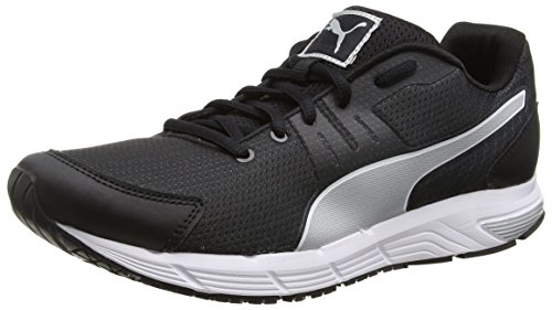 Homme Chaussures Multicolore Sequence Puma Course De Silver puma V2 white black 4wTBqYEXY