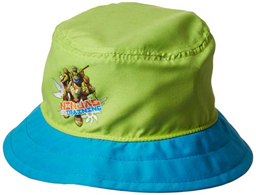 Ninja Turtle Buckets (Nickelodeon Teenage Mutant Ninja Turtles Kids Outdoor Bucket Hat,)