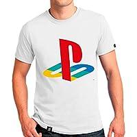 Camiseta Playstation Classic,Banana Geek,Masculino