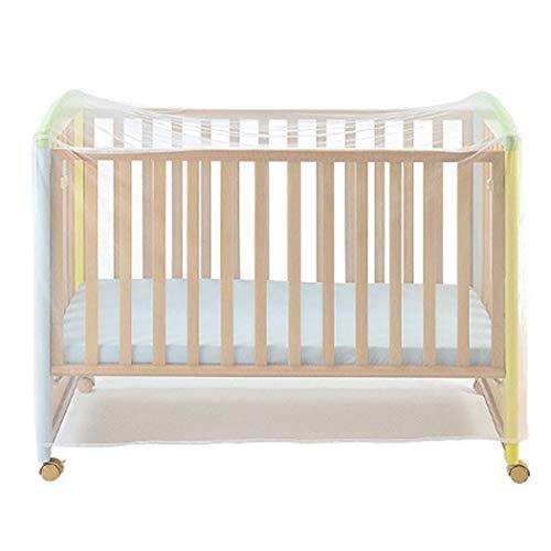 Nurrat Summer Safe Baby Mosquito Nets Infant Bed Net Bedroom Accessories Crib Netting