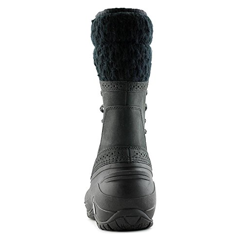 Shellista D'hiver Tall North grey Face Botte Toile The Black Ii Femmes EnPq8w6O
