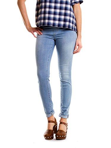 Carrera Jeans Vaqueros Skinny para Mujer 820 - Lavado Muy Ligero