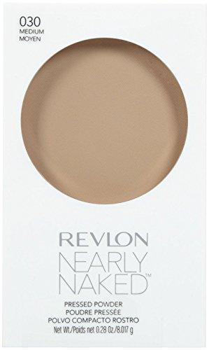 Revlon Nearly Pressed Powder Medium