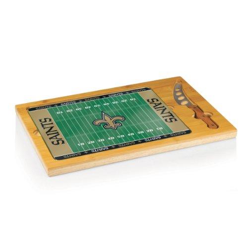 (NFL New Orleans Saints 3-Piece Icon Cheese Set)