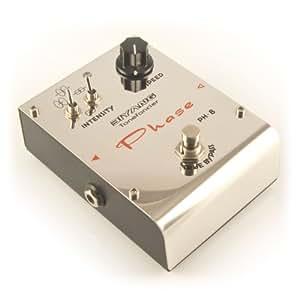 biyang ph 8 phaser pedal for guitar musical instruments. Black Bedroom Furniture Sets. Home Design Ideas