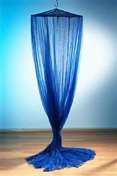 Baldaquin moustiquaire filet anti-insectes couleurs diff/érentes blanc 12,5 m
