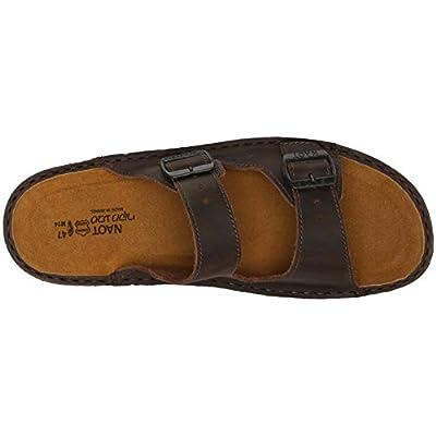 NAOT Men's Mikael Flat Sandal | Sandals