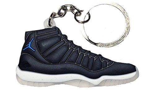 51f12d21ef9 Nike Jordan 11 XI Black Blue