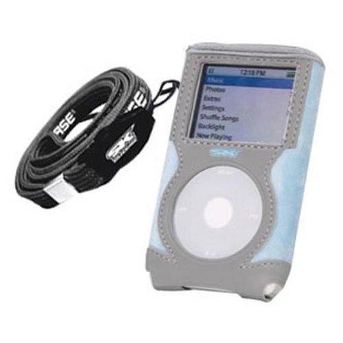 (Scosche iPod Video SK Girl Case (Blue))
