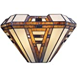Elk 08028-Cb American Art 2-Light Sconce, 8-Inch, Classic Bronze