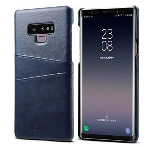 Galaxy Note 9 Credit Card Case,Lozeguyc Slim PU