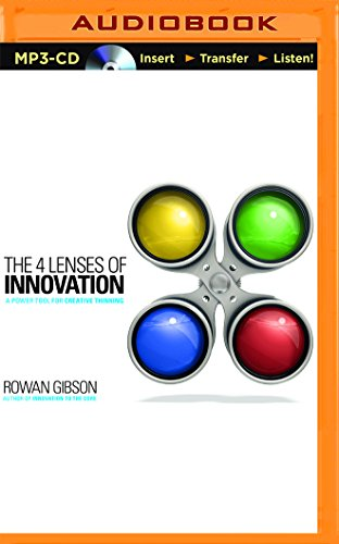 The 4 Lenses of Innovation: A Power Tool for Creative Thinking