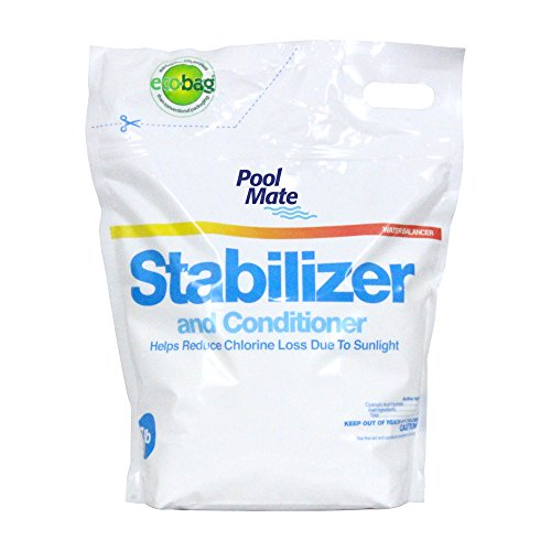 Pool Mate Pool Stabilizer and Conditioner - 7 lbs.