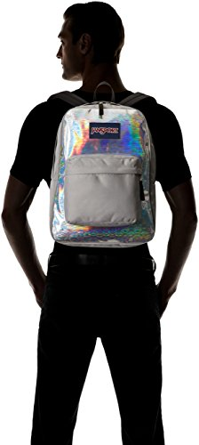 JanSport Hologramme Superbreak JanSport argenté JanSport Hologramme argenté Superbreak Backpack Superbreak Backpack Backpack qStaXwd