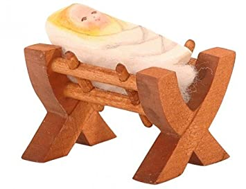 Margaret Ostheimer Ostheimer Crib with Child II 2 pieces