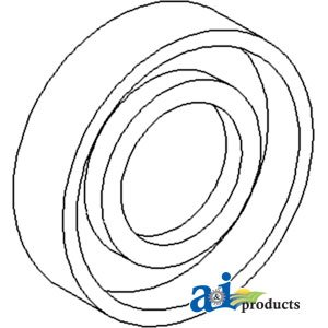 A&I - Seal, Steering Shaft. PART NO: A-1751702M1 - Ai Trim