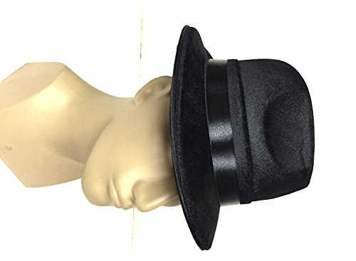 Forum Novelties Inc - Gangsta' Girl/Bowler Hat - One (Gangsta Girl Costume)