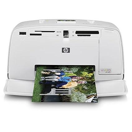 HP - Impresora fotográfica (inyección de Tinta, 100 x 300 mm ...