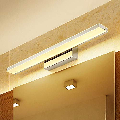 LAKIQ Modern LED Vanity Lights Nordic Style Mirror Cabinet Bathroom Wall Lights -