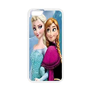Case For iPhone 6 Plus, Elsa Frozen Case For iPhone 6 Plus, White Yearinspace089127