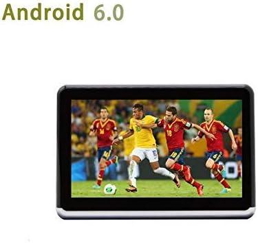 WY-CAR 10.1 Pulgadas del reposacabezas del Coche Monitor 1080P Android 6.0, bateriacute;a incorporada de Gran Capacidad, Bluetooth, microacute;Fono, transmisor FM, G-Sensor, USB, Salida HDMI, TF